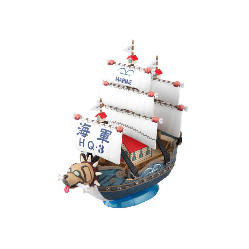 One Piece Grand Ship Collection 008...