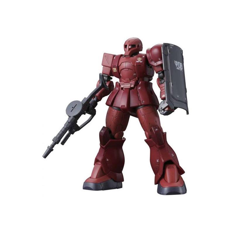 Gundam HG 1/144 015 MS-05 Zaku I Char...