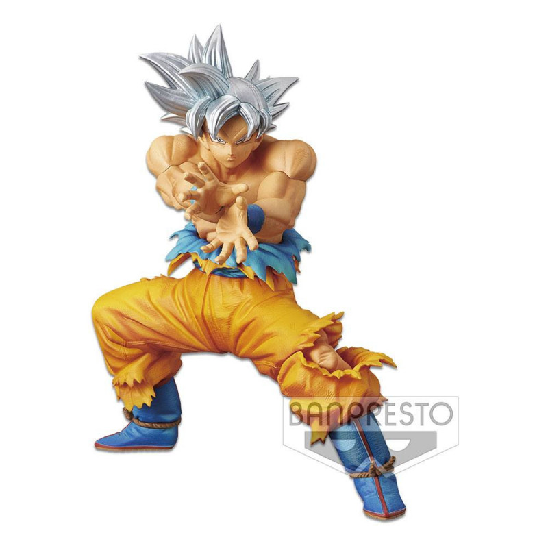 Dragon Ball Ultra Instinct Goku...