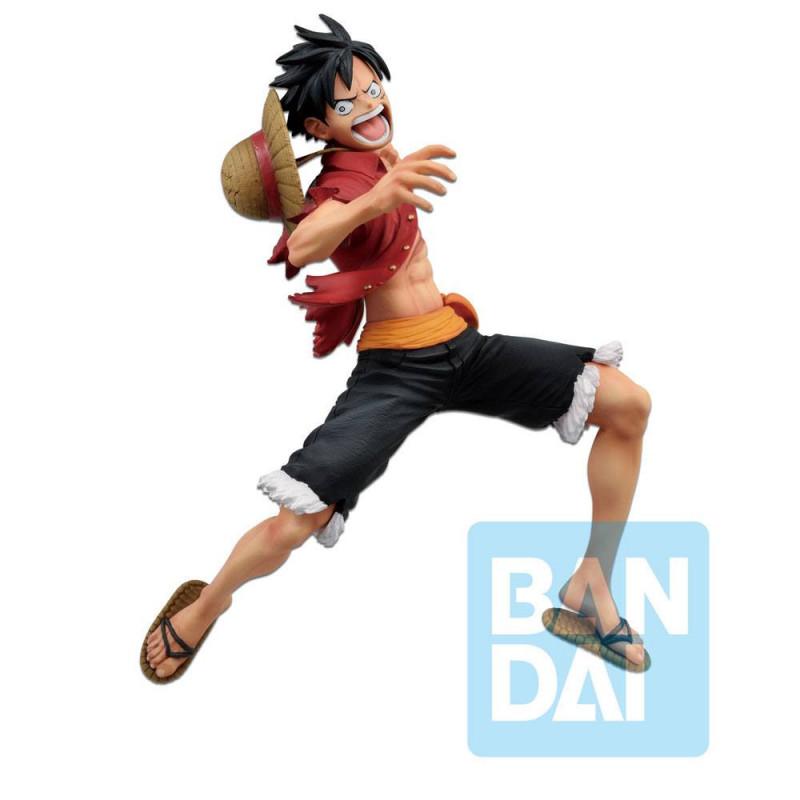 One Piece Luffy Ichibansho Great...