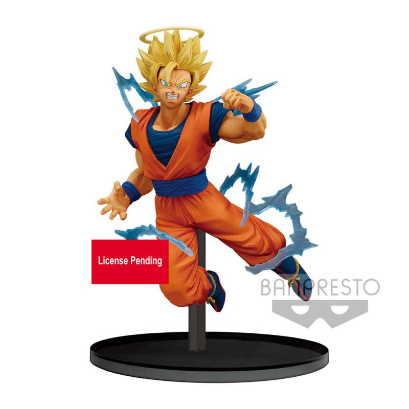 Dragon Ball Z Super Saiyan 2 Goku...