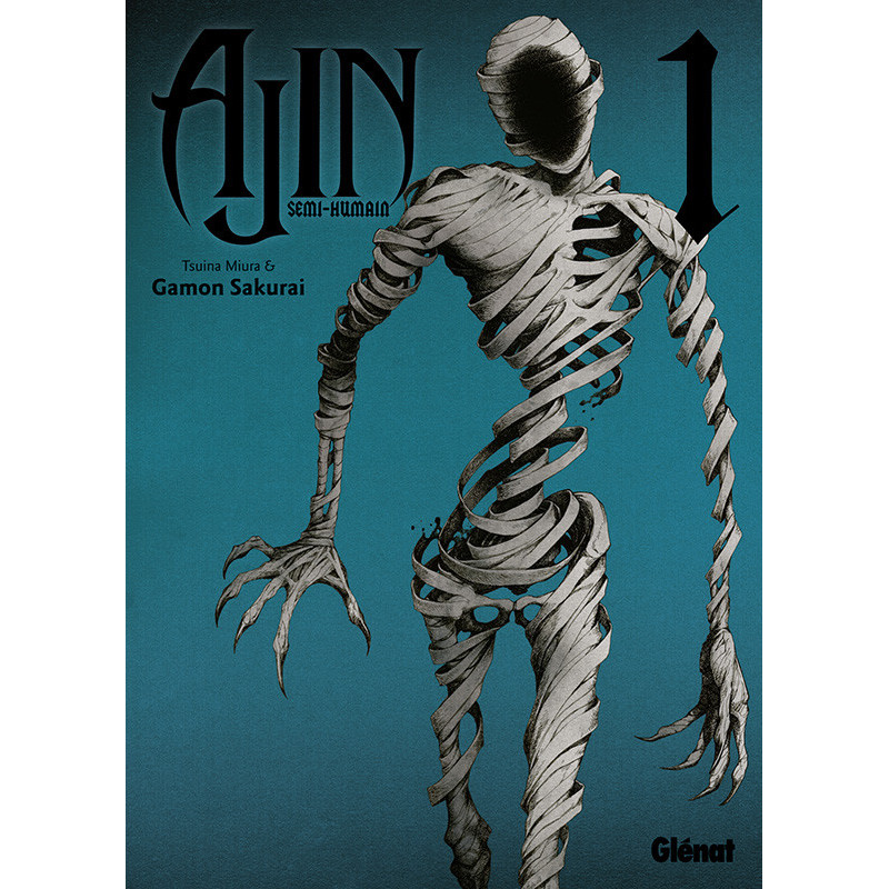 Ajin Vol.1