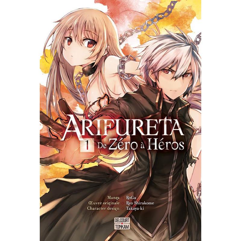 Arifureta - De zéro à Héros Vol.1