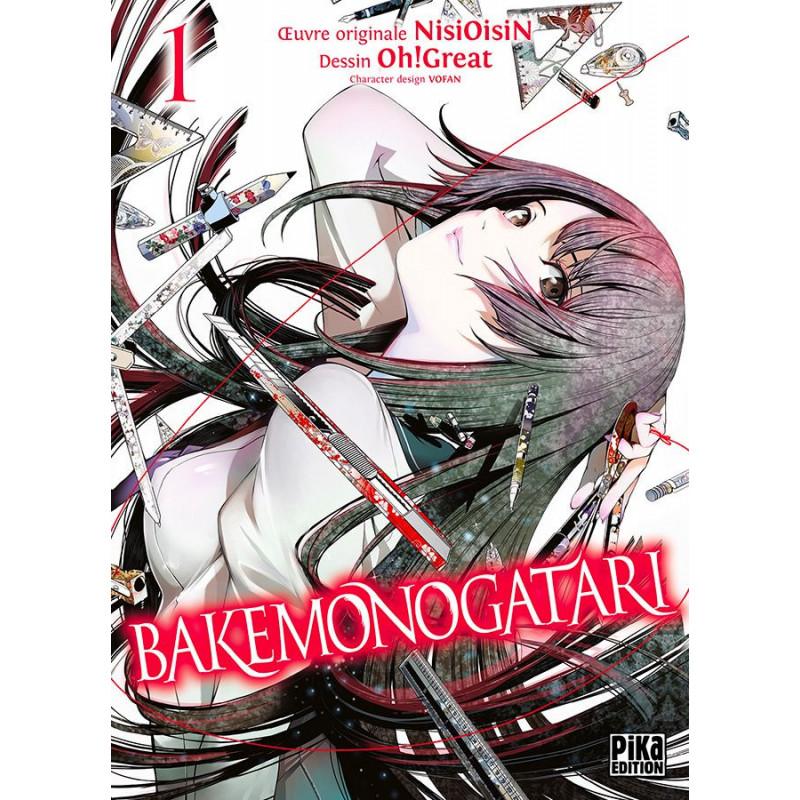 Bakemonogatari Vol.1