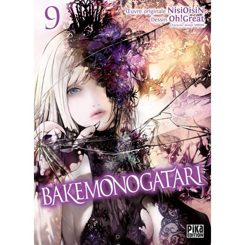 Bakemonogatari Vol.9