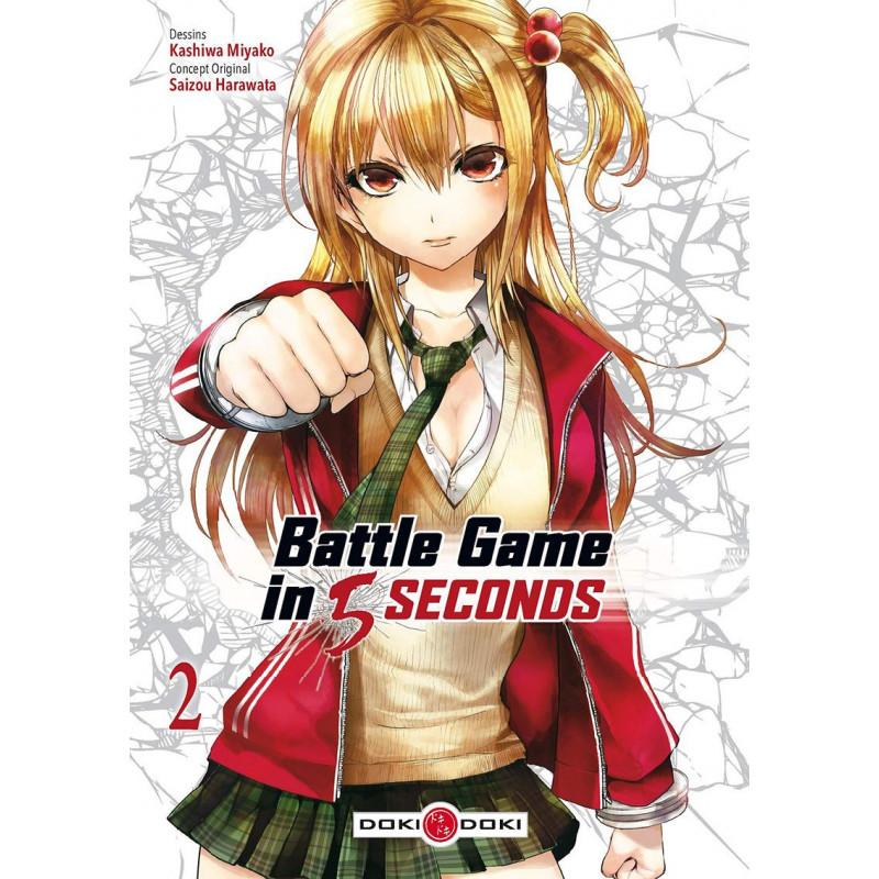 Battle Game in 5 Seconds Vol.2