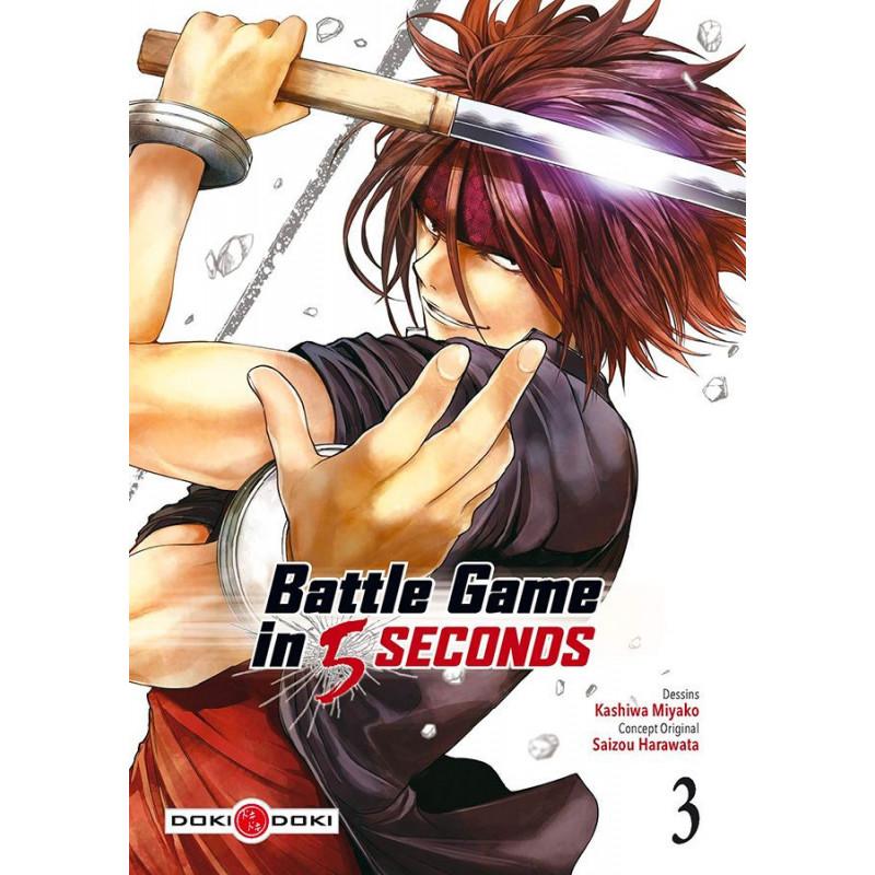 Battle Game in 5 Seconds Vol.3