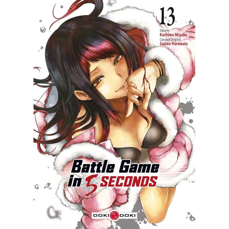Battle Game in 5 Seconds Vol.13