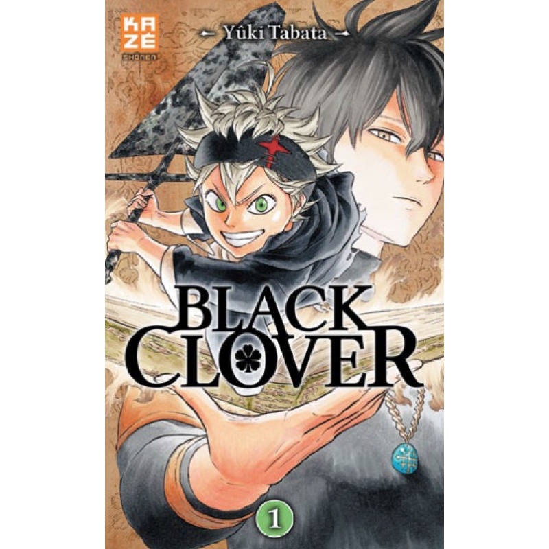 Black Clover Vol.1