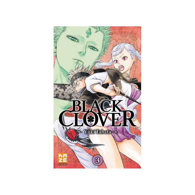 Black Clover Vol.3
