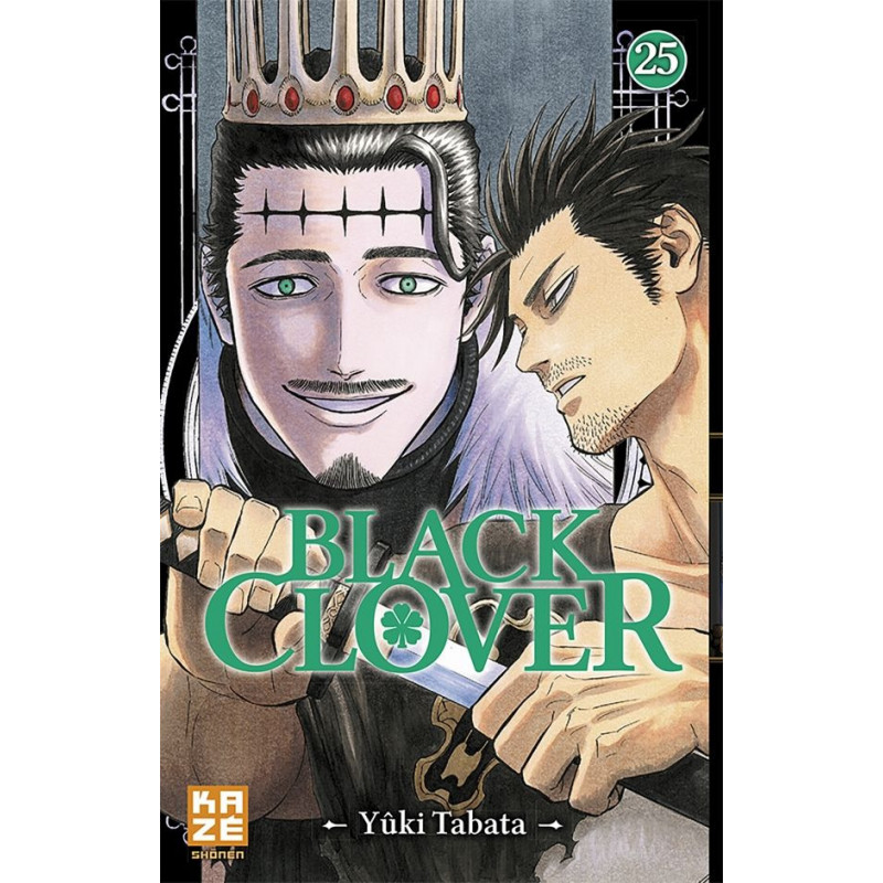 Black Clover Vol.25