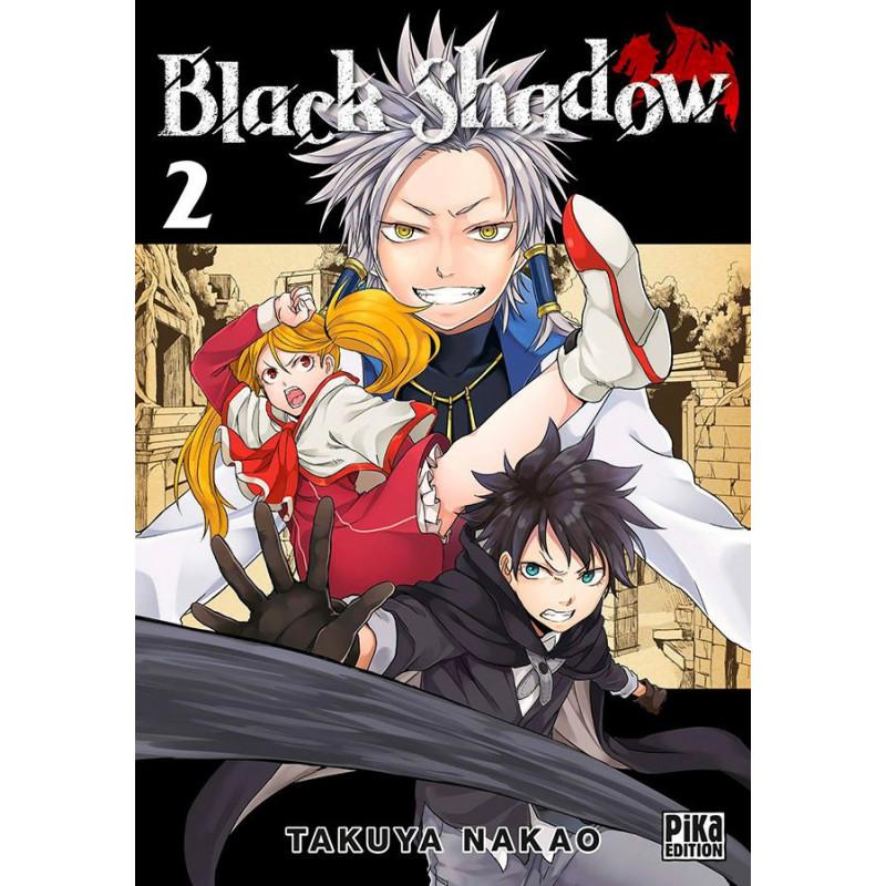 Black Shadow Vol.2