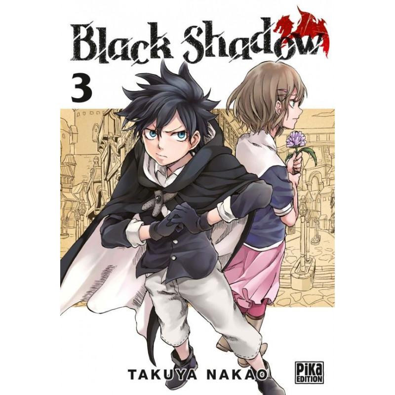 Black Shadow Vol.3