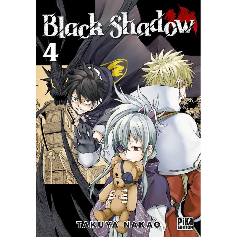 Black Shadow Vol.4