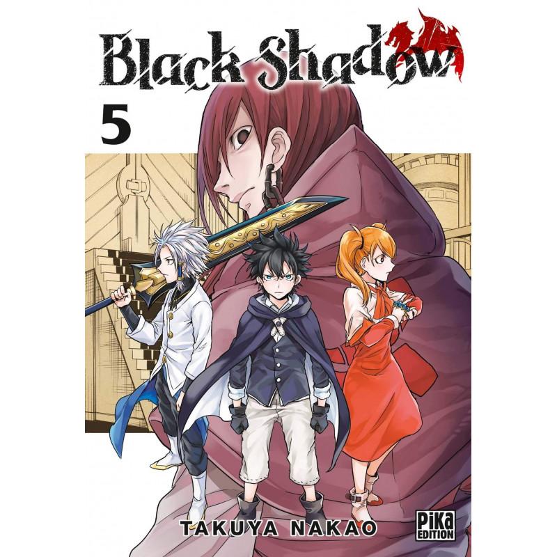 Black Shadow Vol.5