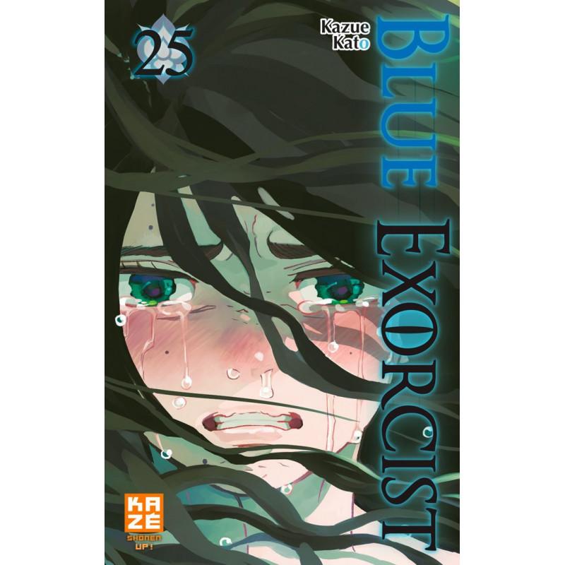 Blue Exorcist Vol.25