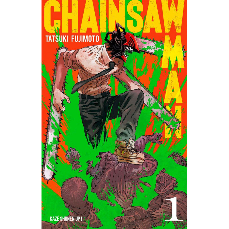 Chainsaw Man Vol.1