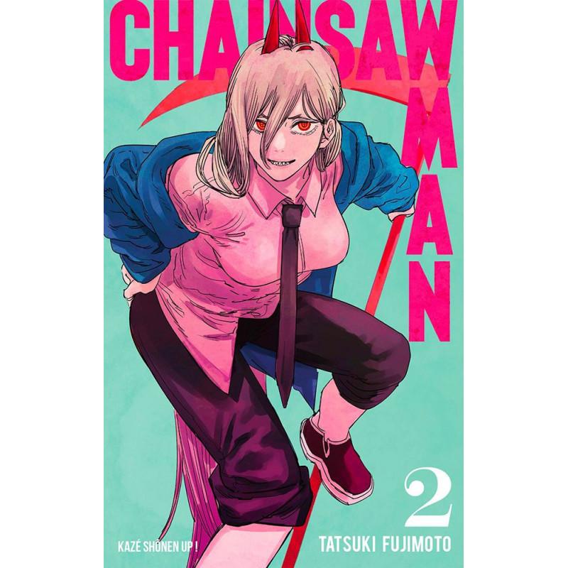 Chainsaw Man Vol.2