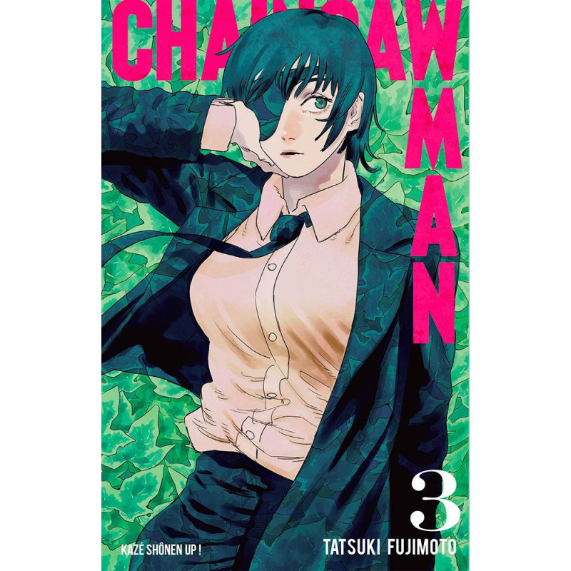 Chainsaw Man Vol.3