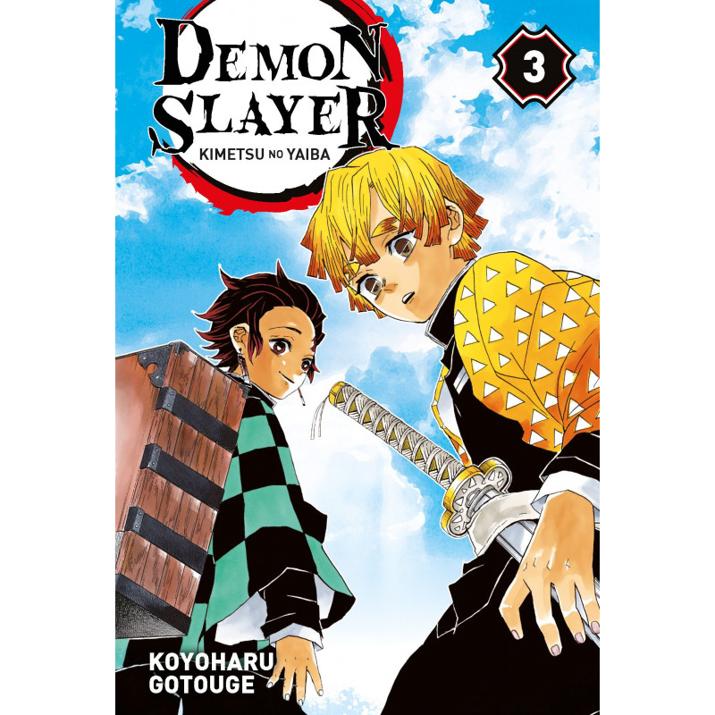 Demon Slayer Vol.3