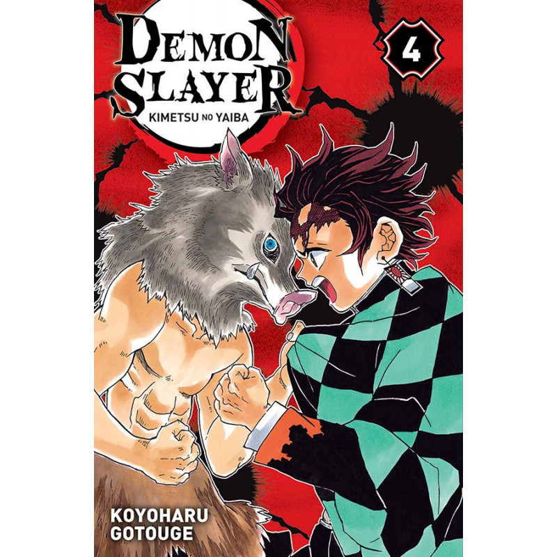 Demon Slayer Vol.4