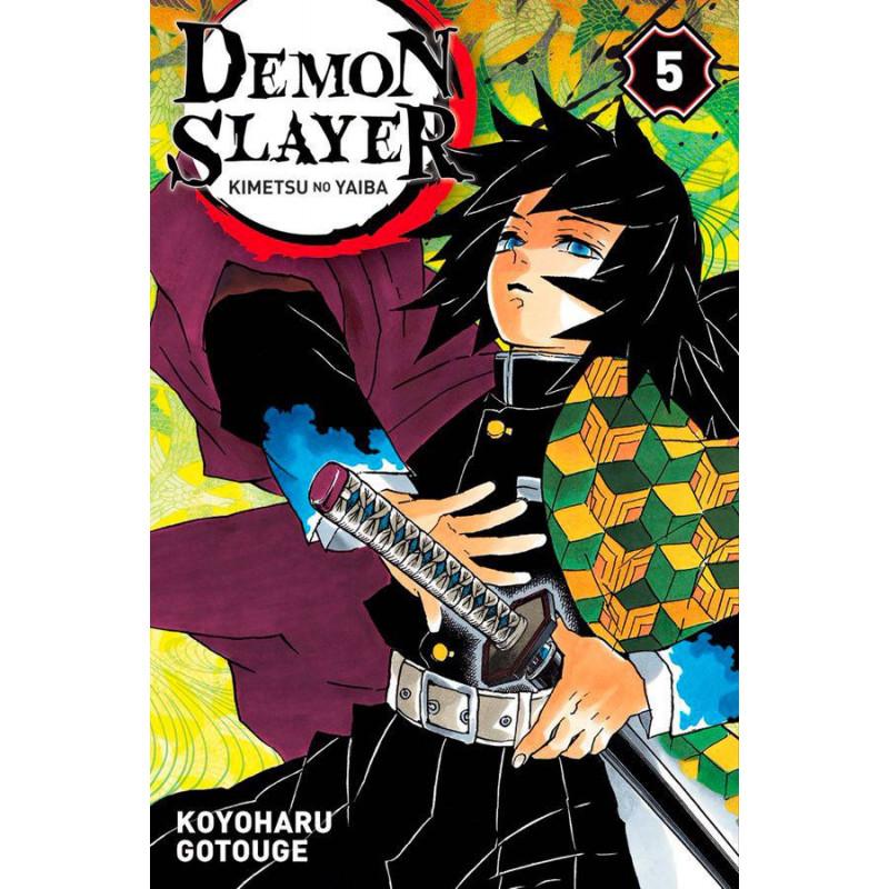 Demon Slayer Vol.5
