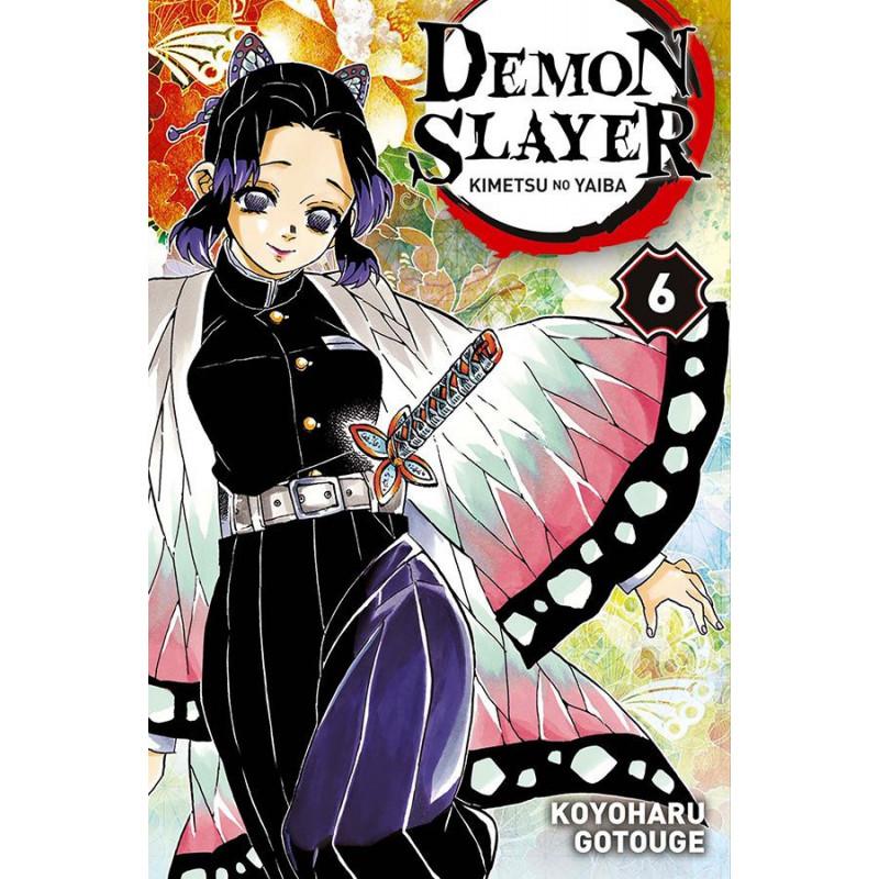 Demon Slayer Vol.6