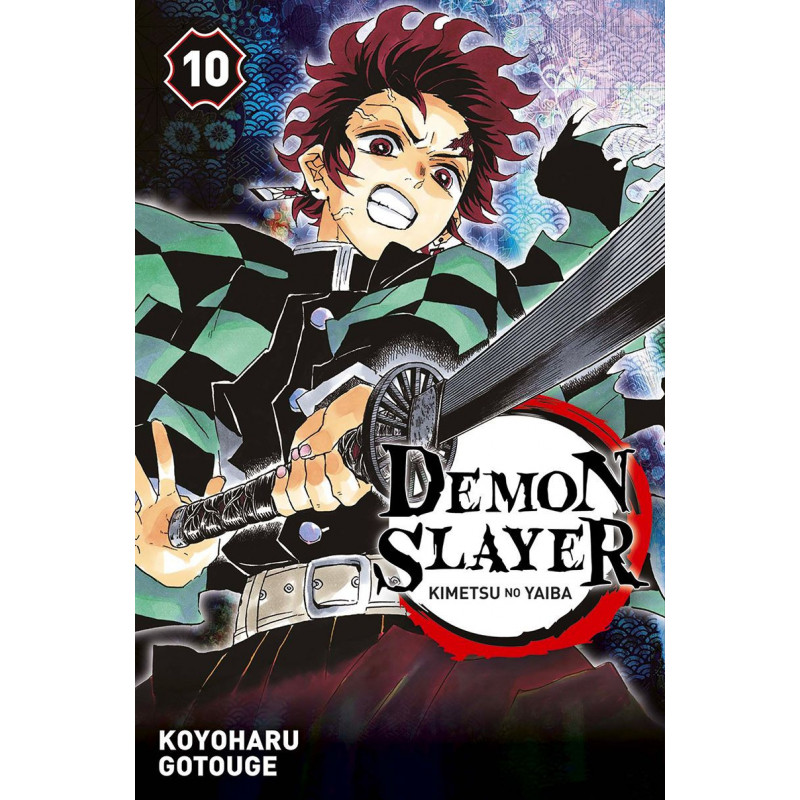 Demon Slayer Vol.10