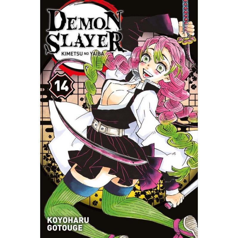Demon Slayer Vol.14
