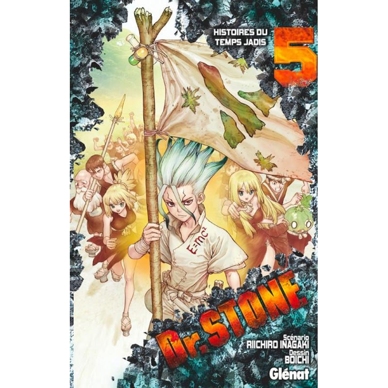 Dr Stone Vol.5