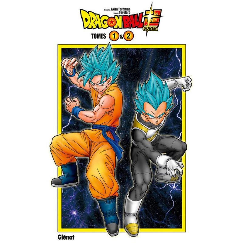 Dragon Ball Super - Coffret Vol.1