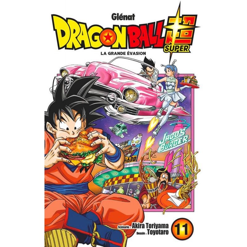 Dragon Ball Super Vol.11
