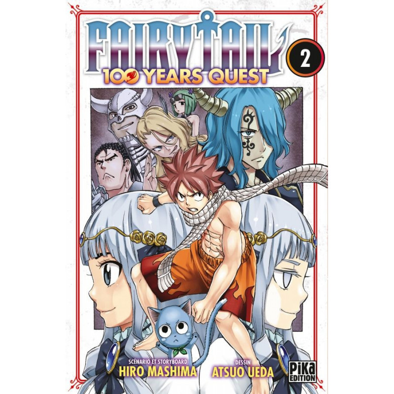 Fairy Tail - 100 Years Quest Vol.2