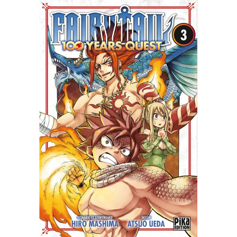 Fairy Tail - 100 Years Quest Vol.3