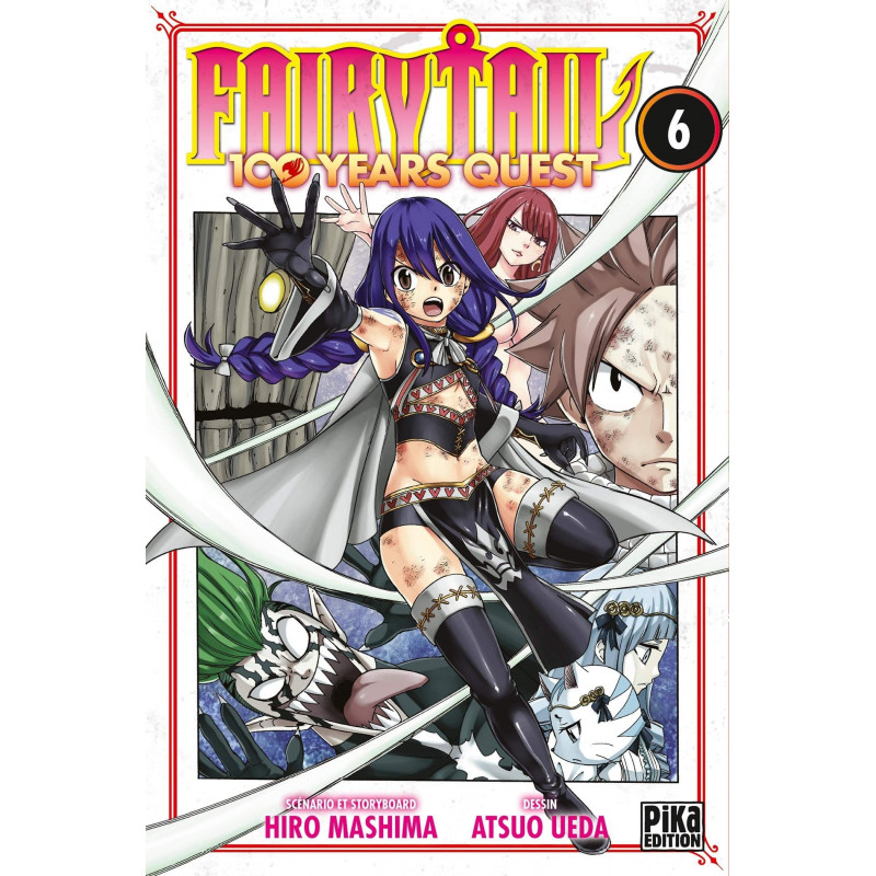 Fairy Tail - 100 Years Quest Vol.6
