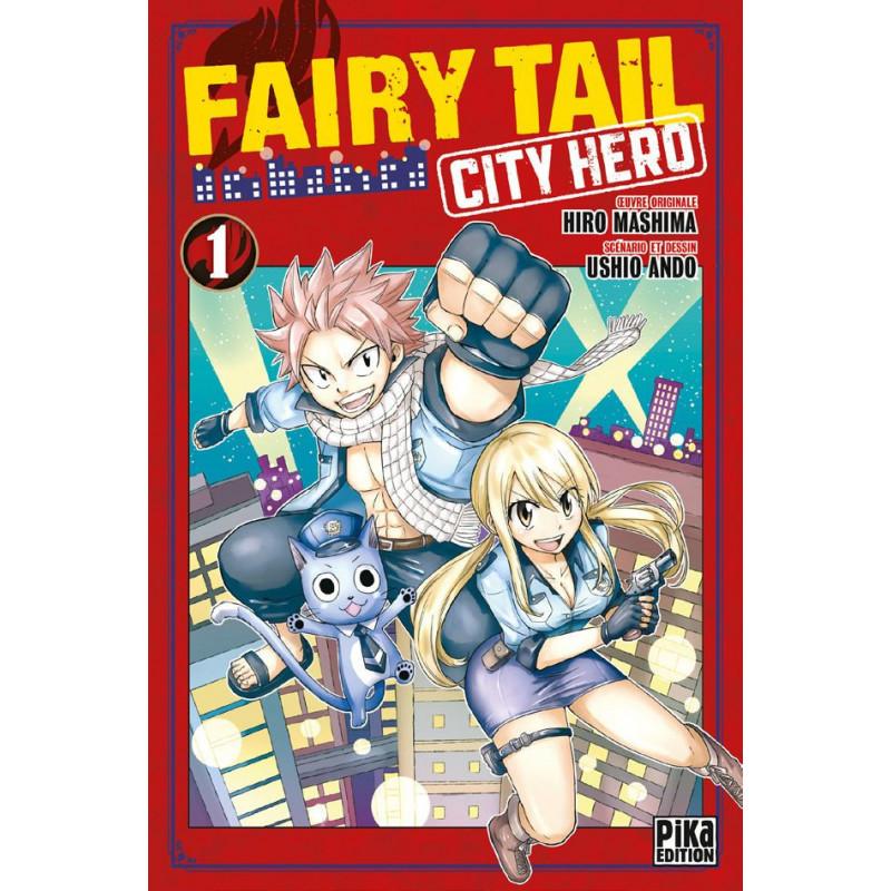 Fairy Tail - City Hero Vol.1