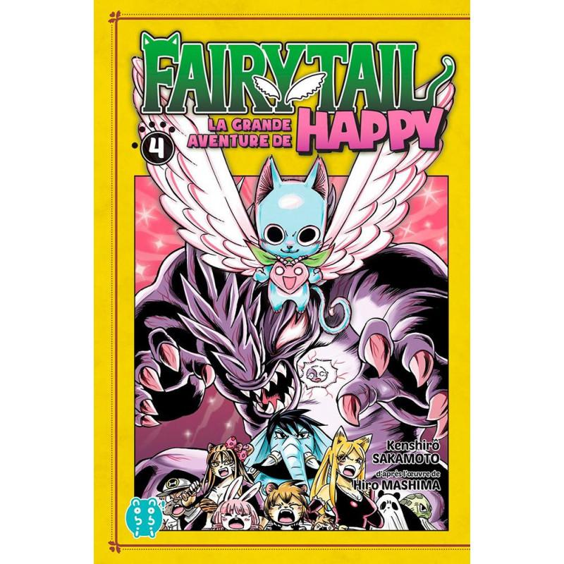 Fairy Tail - La Grande Aventure De...
