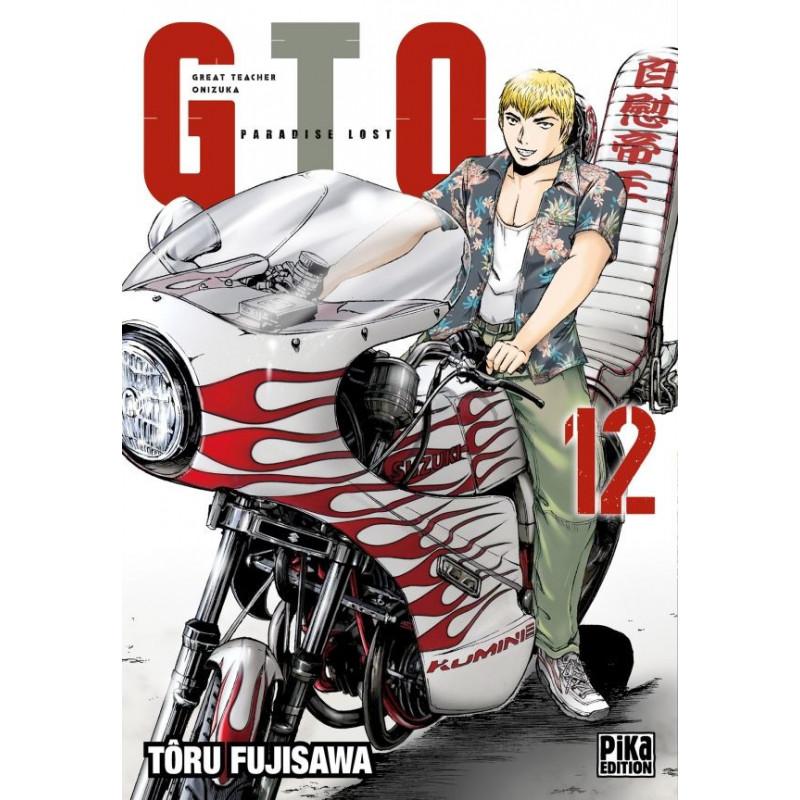 GTO - Paradise Lost Vol.12