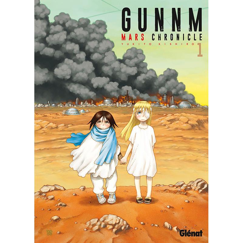 Gunnm - Mars Chronicle Vol.1