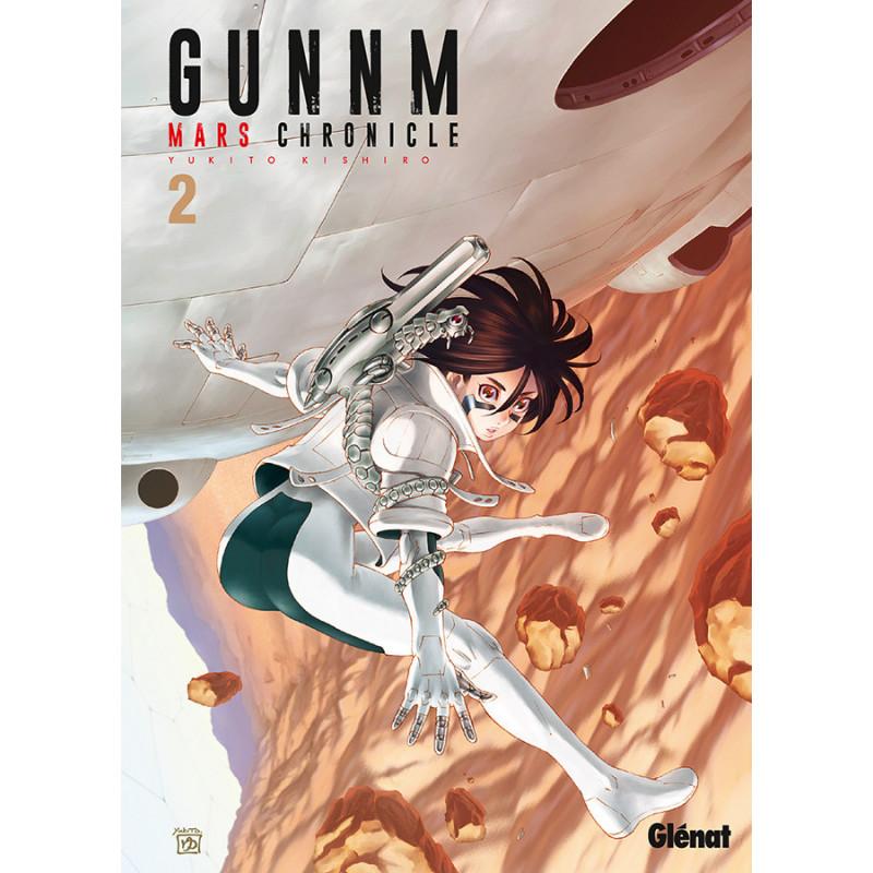 Gunnm - Mars Chronicle Vol.2