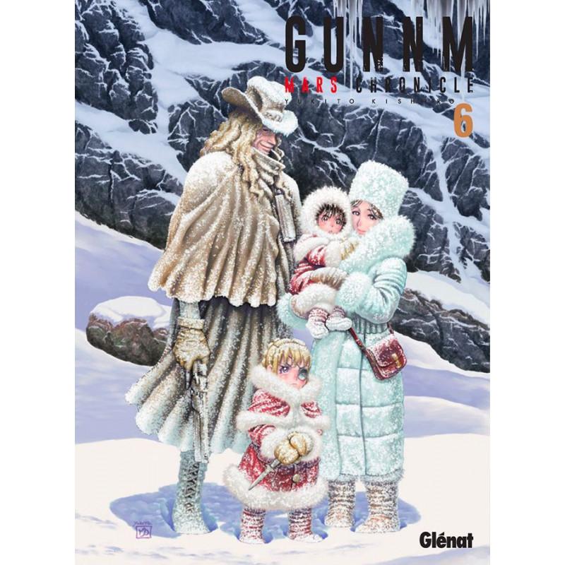 Gunnm - Mars Chronicle Vol.6