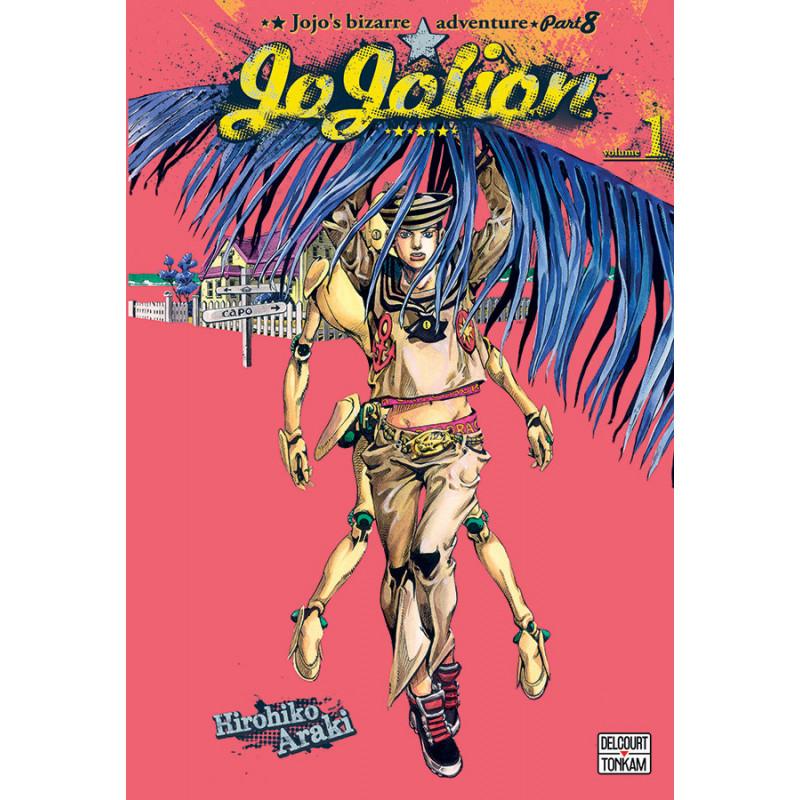 Jojo's bizarre adventure - Saison 8 -...