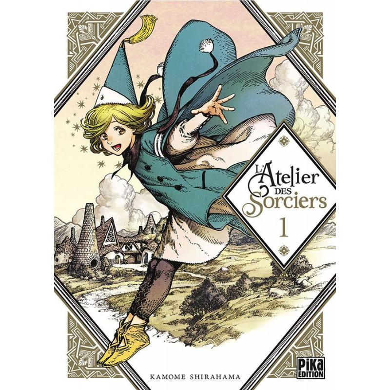 Atelier des sorciers (l') Vol.1