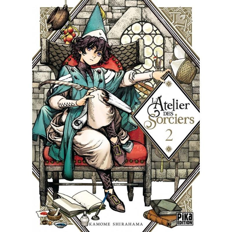 Atelier des sorciers (l') Vol.2