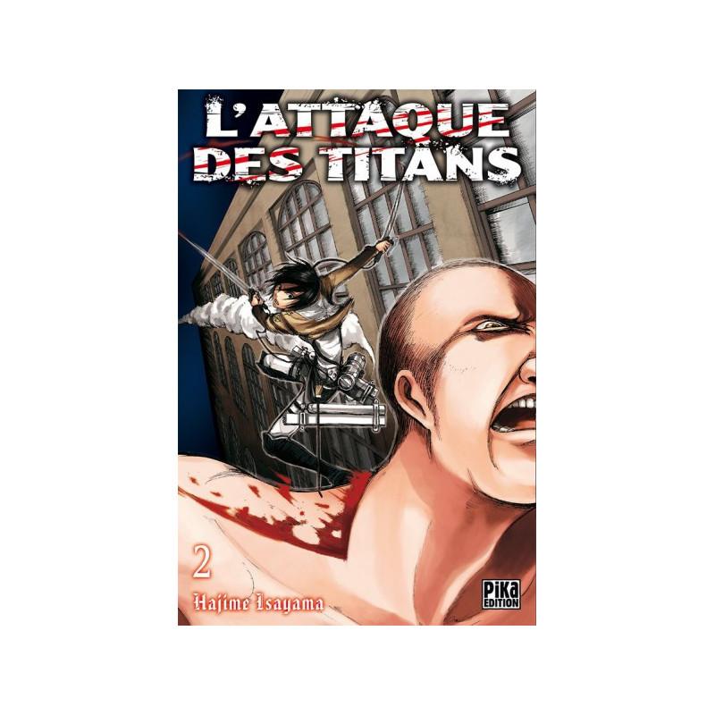 Attaque Des Titans (l') Vol.2