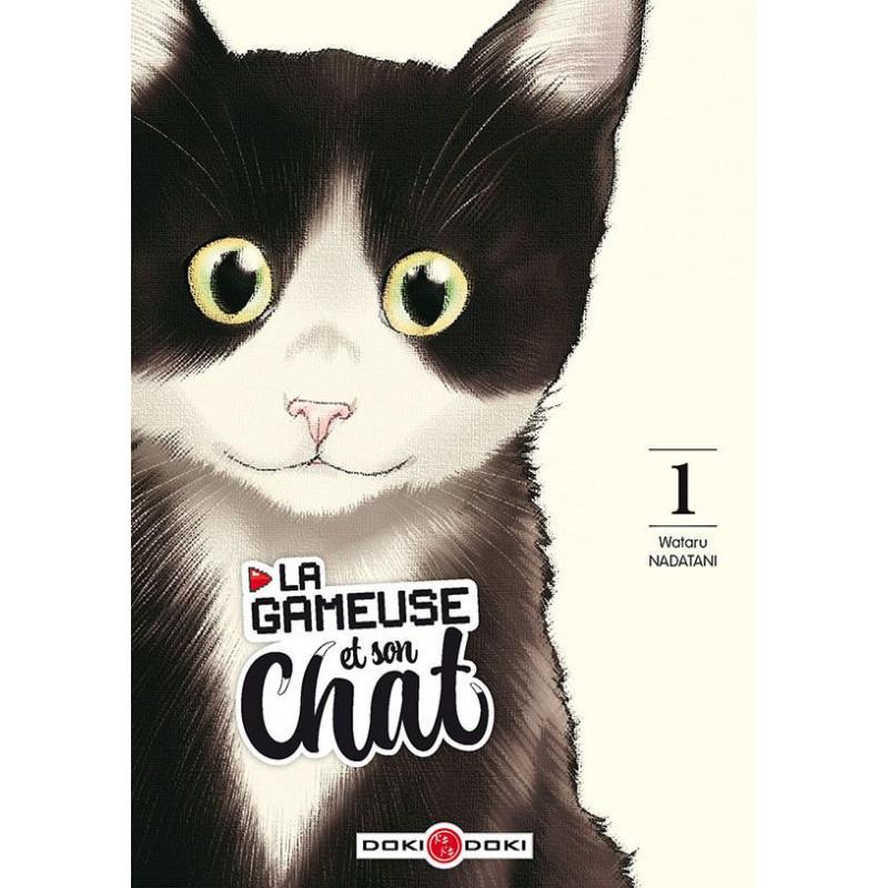 Gameuse et son chat (la) Vol.1
