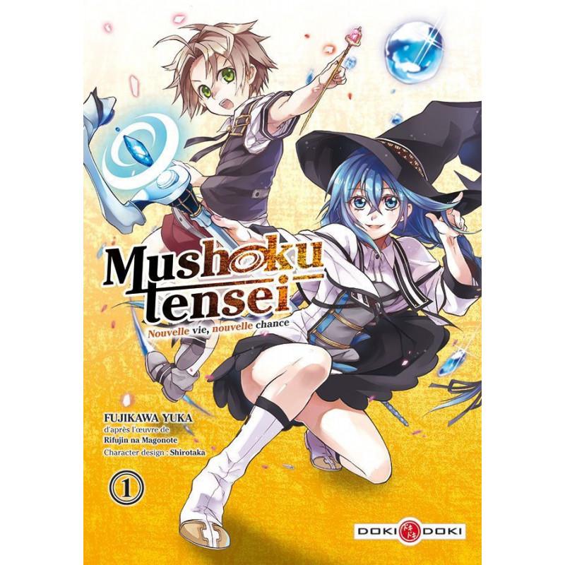 Mushoku Tensei Vol.1