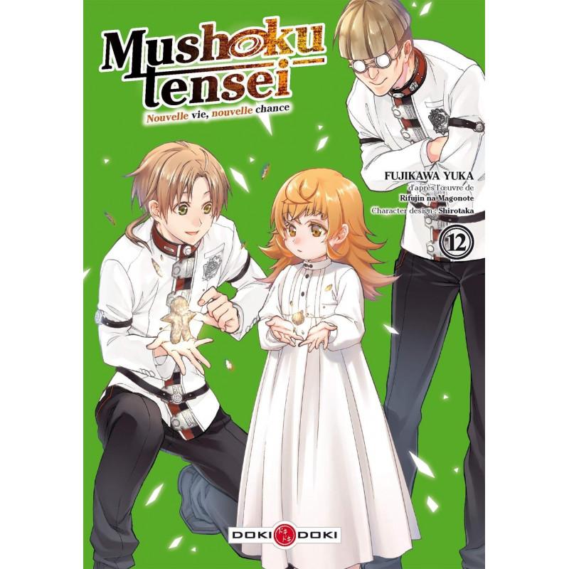 Mushoku Tensei Vol.12