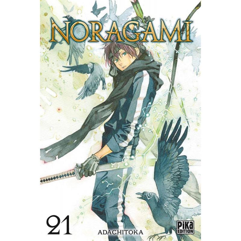 Noragami Vol.21
