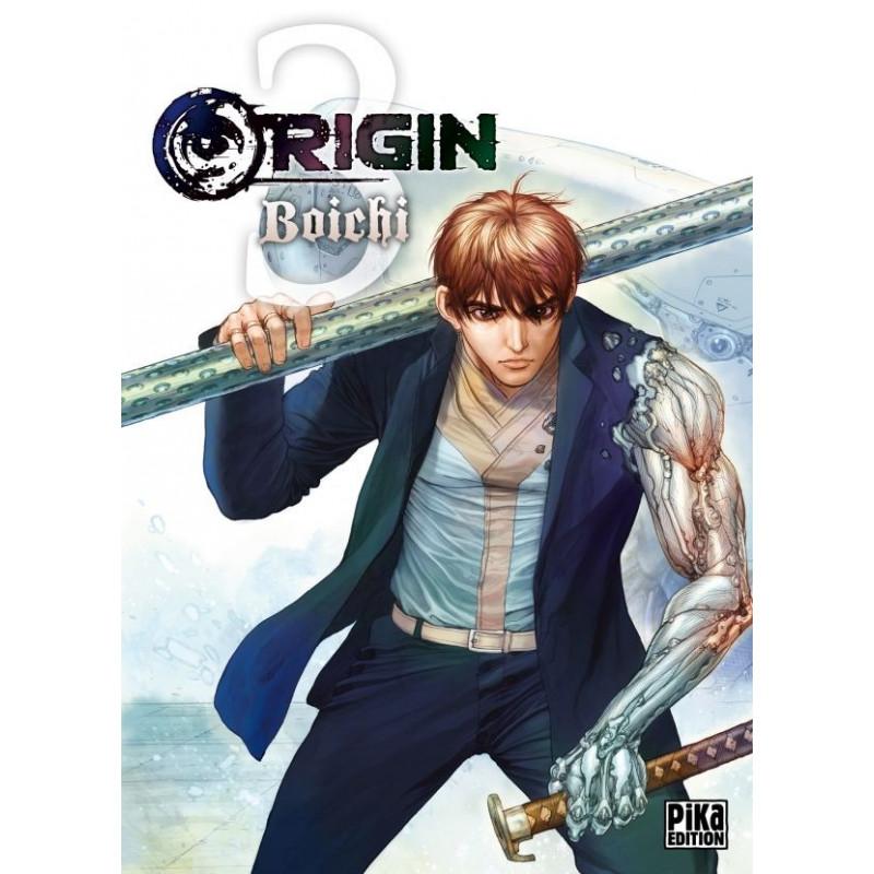 Origin Vol.3